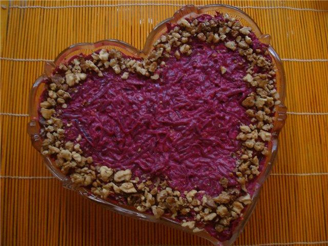 Салат любовник рецепт с фото