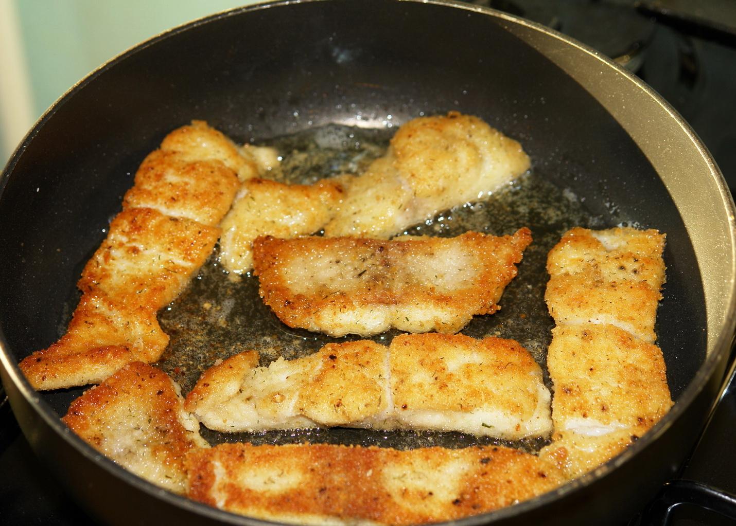 Как приготовить филе пангасиуса в кляре на сковороде рецепт